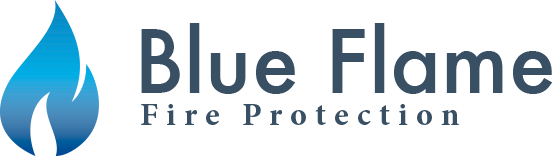 Blue Flame Fire Protetion